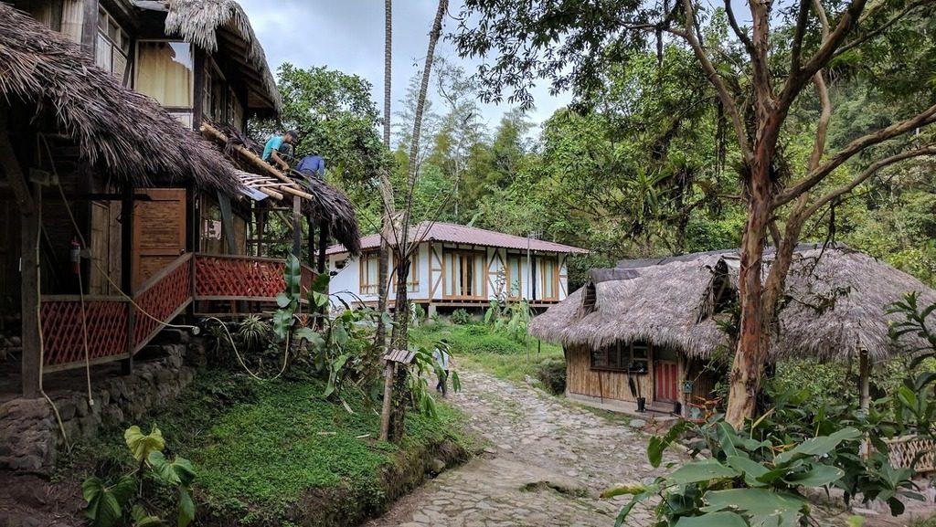 Maquipucuna Eco Lodge