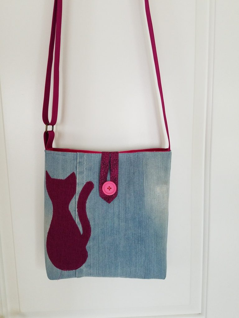 Handmade Pussy bag